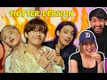 BTS 'Butter' MV Hotter Remix - COUPLES REACTION!