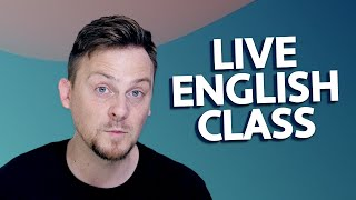 🔴 High Level English Live Class
