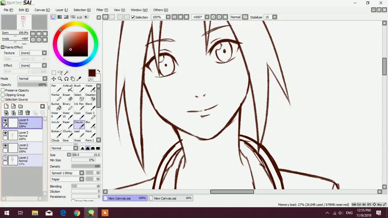 Dr. Sakura Haruno speed doodle