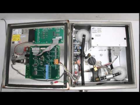 HACH - MET ONE R2315 Remote Air Particle Counter Repaired at Synchronics