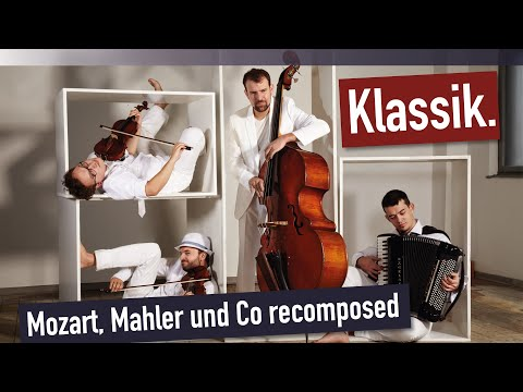 Uwaga! Klassik. Frei nach Mozart, Mahler & Co