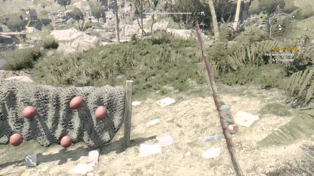 Lavender Herb location |Dying Light|