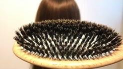 Aitoharjaksinen hiusharja