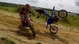 Crazy & Scary Moto Crashes & Fails 2018