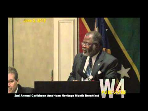 W4 News - The 2nd Annual Caribbean American Heritage Month Breakfast