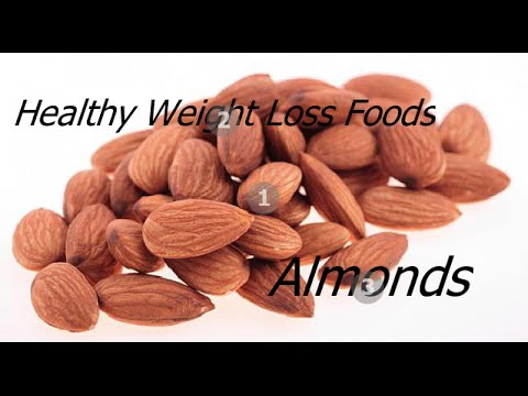 Weight Loss Benefits Of Almonds - Lose Weight Recipe