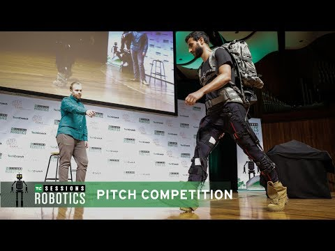 Robotics Startup Pitch Competition