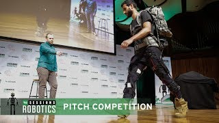 Robotics Startup Pitch Competition thumbnail