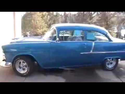 55 Chevy For Sale Divide CO