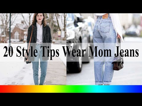 mom-jeans-for-women---20-style-tips-on-how-to-wear-mom-jeans