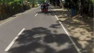 Heading to the house in Pacu (Maasin City Southern Leyte)