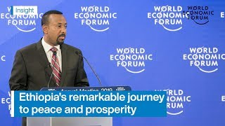 Abiy Ahmed: Our state was near collapse | Forum Insight