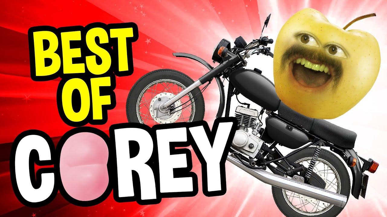 Annoying Orange - Best Corey Episodes (Supercut)
