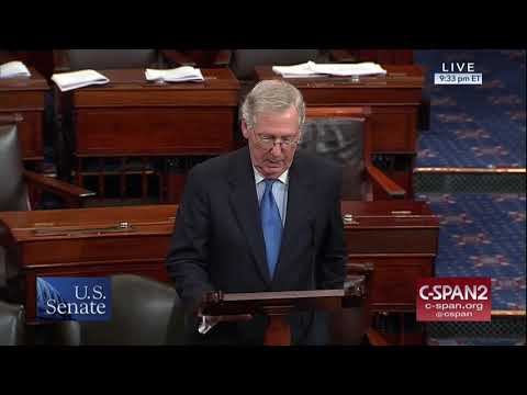 Senate Completes First Step Toward Tax Reform By Passing Budget