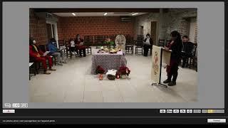 Noel2020 au Centre pastoral
