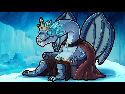 Ice Dragon KING! (Minecraft Dragons)