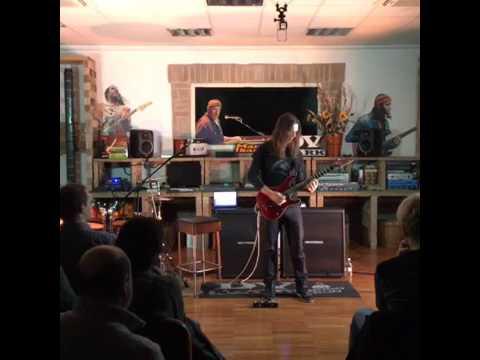 Kiko Loureiro - clinic @ DV Mark 07-02-17 (live streaming version)