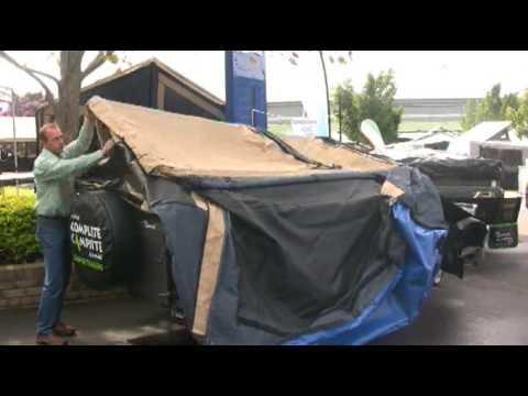 Video Feature: Sydney Caravan & Camping Super Show 2009