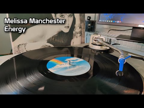 Melissa Manchester - Energy (1985)