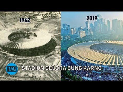 HARUS TAU! inilah 5 Fakta Menarik Dibalik Pembangunan Stadion Gelora Bung Karno (GBK)