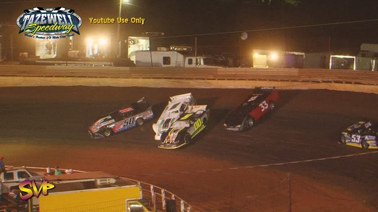 Tazewell Speedway July 2 2017 Youtube