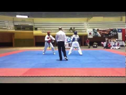 Juan Pablo Contreras Taekwondo WTF