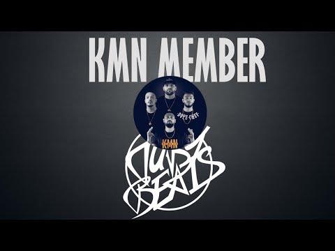 "KMN Gang - ""KMN Member"" Instrumental (official reprod. Tuby Beats)"