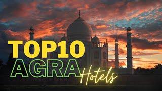 Top 10 Luxury Hotels In Agra  Ndia Best Luxury Hotels In Agra