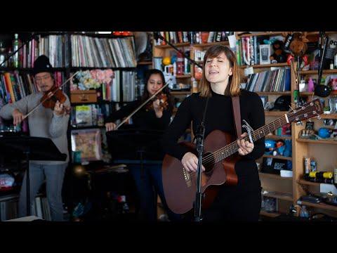 Laura Stevenson: NPR Music Tiny Desk Concert