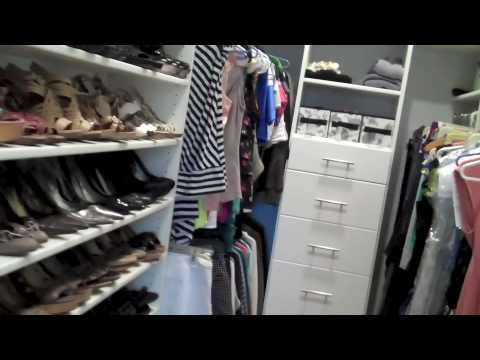 Delicieux BEST Closet In The WORLD!!!!!!   YouTube