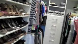 BEST Closet in the WORLD!!!!!!