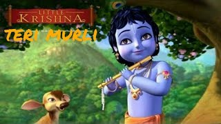 'Krishna teri murli' little krishna ।। Part - 1 ।।