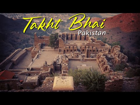 Takht-I-Bahi Mardan 2100 Years Old Buddhist Monastery in Pakistan