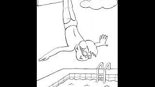 Неудачи при прыжках в воду(Неудачные прыжки в воду на соревнованиях., 2016-08-20T22:35:58.000Z)