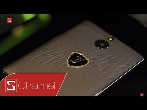 Schannel - Mở hộp BlackBerry Passport Silver Ultimate Bespoke Edition dành riêng cho VĐV Hoàng Thiên