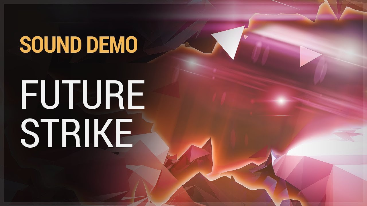 XT - Future Strike (for Parawave Rapid)