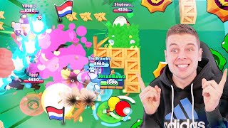 CAPTURE THE FLAG MINI-GAME IN BRAWL STARS!!