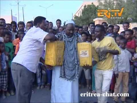 Eritrean Strongest Teeth - Medeb Teawet 2015 - Eritrea TV