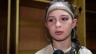 Проект «Дети на льду. Звезды». 1 тур, девочки (2 серия)