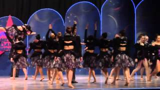 Bad Romance-Canadian Dance Company-Jazz 2012
