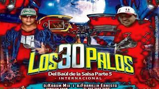 30 PALOS DEL BAUL DE LA SALSA PARTE 5