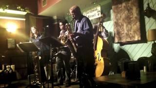 Theme For Jobim - 3 Bari Band Tribute to Gerry Mulligan