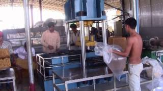 Natural Rubber Packing Machine