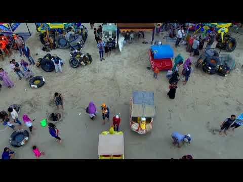 Wisata pantai delegan gresik
