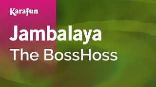 Karaoke Jambalaya - The BossHoss *