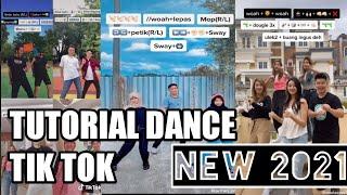 Download Mp3 KUMPULAN TUTORIAL DANCE TIK TOK TERBARU 2021