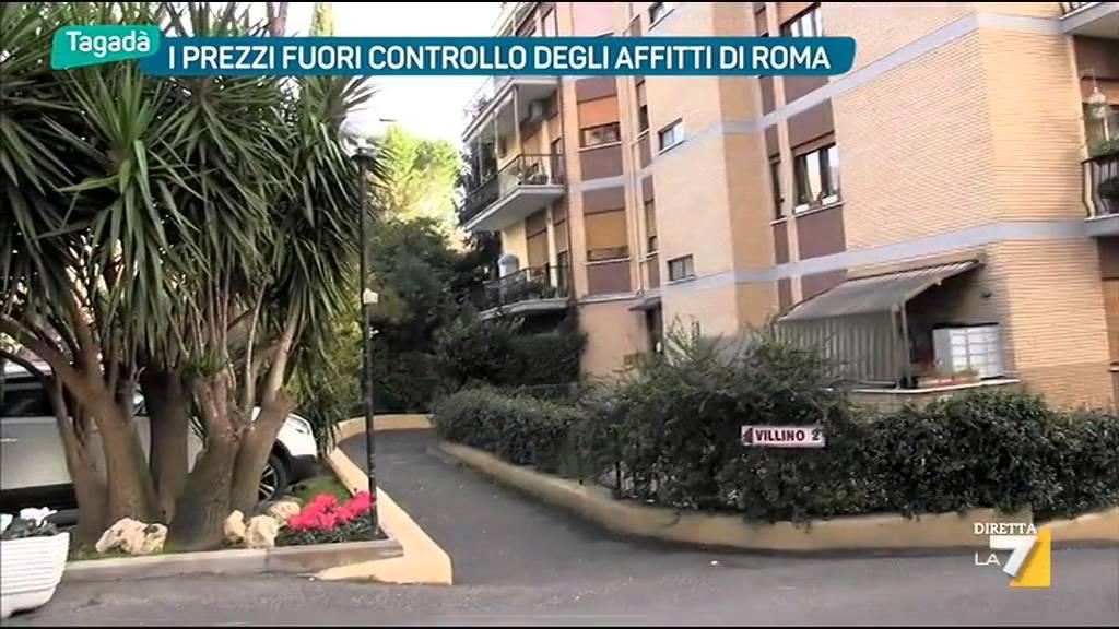 I prezzi fuori controllo degli affitti a roma viyoutube for Affitti mezzocammino roma