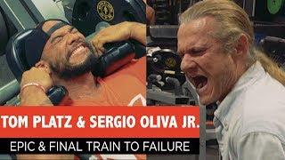 EP3: Tom Platz & Sergio Oliva Jr.   EPIC & FINAL Train to FAILURE!