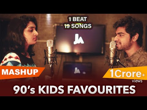 90's Kids Favourites Mashup | Joshua Aaron (ft. Laya)