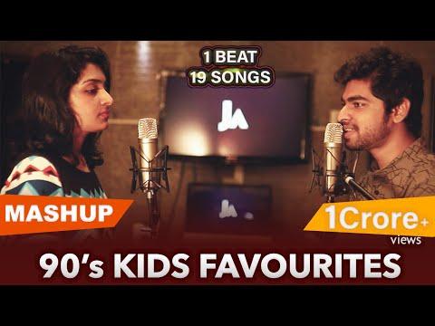 90's Kids Favourites Mashup  Joshua Aaron ft Laya